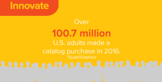 us adults made a catalog purchase 2016