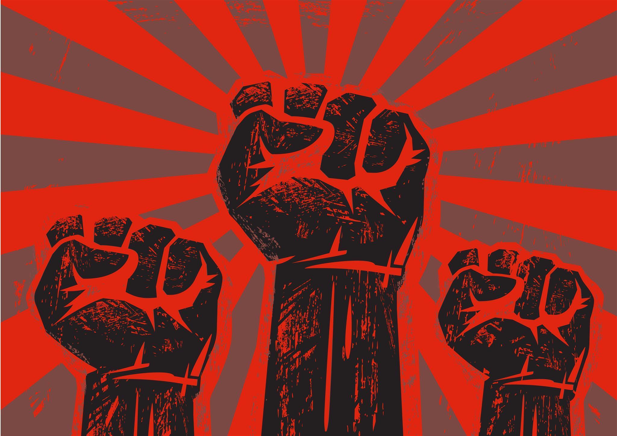 vermelho ligado aos sentimentos de luta, raiva e irritação