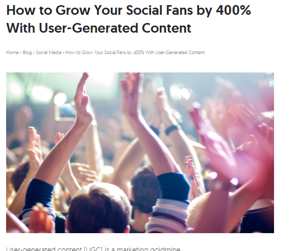 2018 04 06 15 34 52 How to Grow Your Social Fans by 400 With User Generated Content