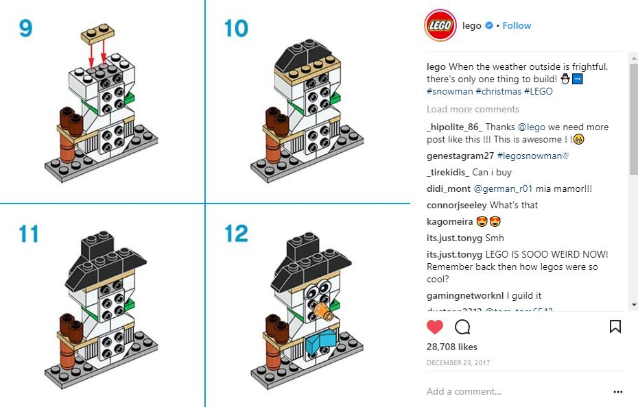 10 of the Best Ways to Use Instagram Multiple-Image Posts