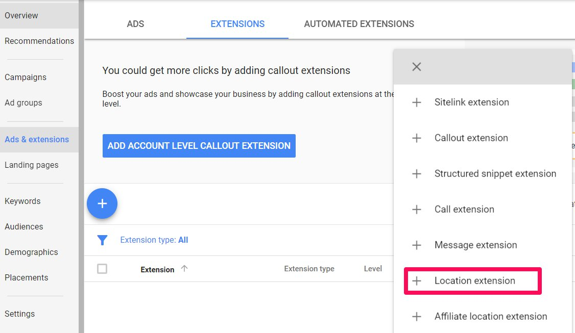 6 Google AdWords Hacks To Drive More Local Foot Traffic