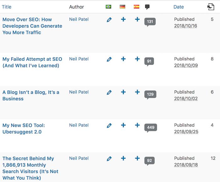 np blogs