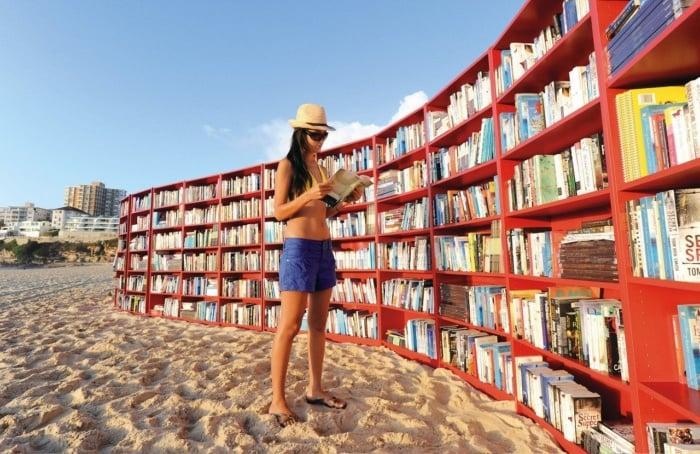 biblioteca a ceu aberto ikea