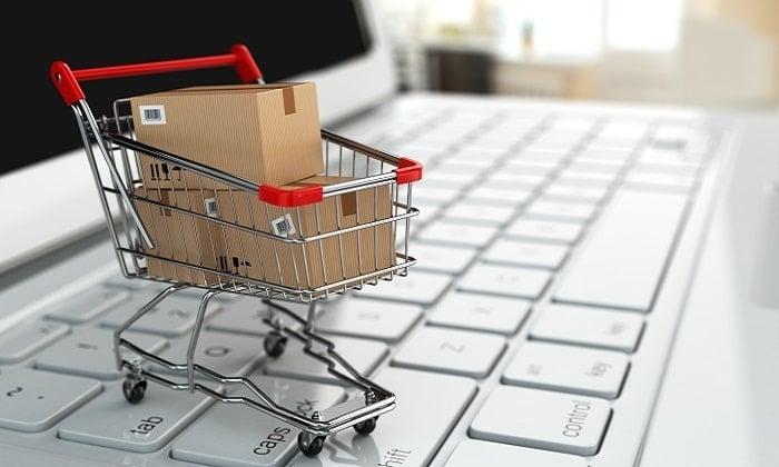 negocio de loja virtual