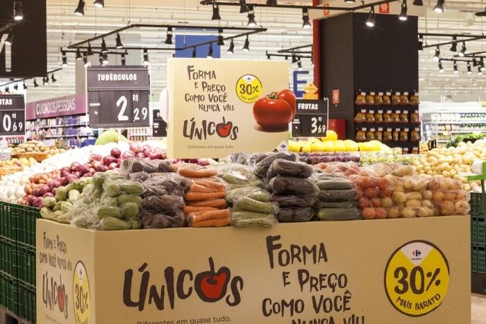 atração de clientes com merchandising em supermercados