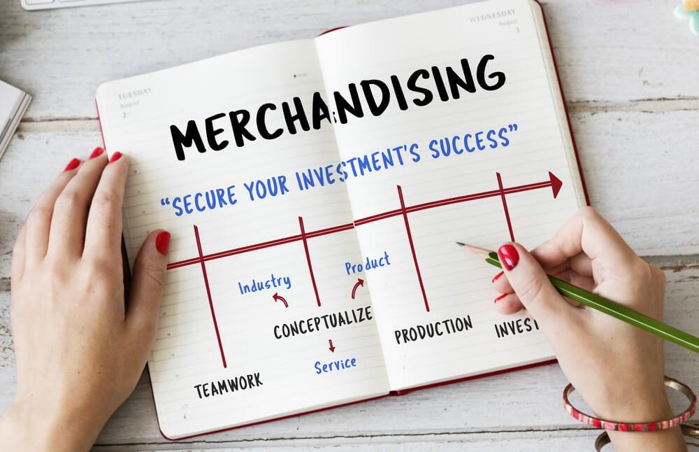 exemplos de emepresas de sucesso com mercahndising