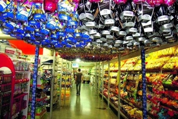 pascoa em supermercados