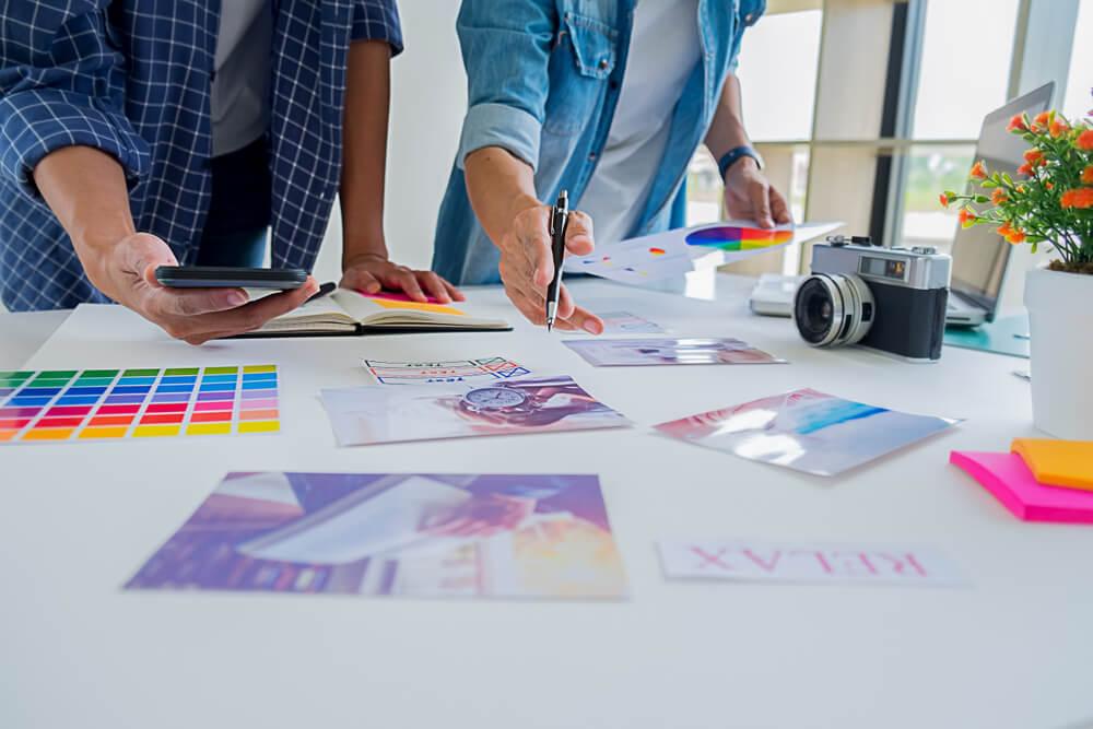 criatividade na criação de produto por equipe