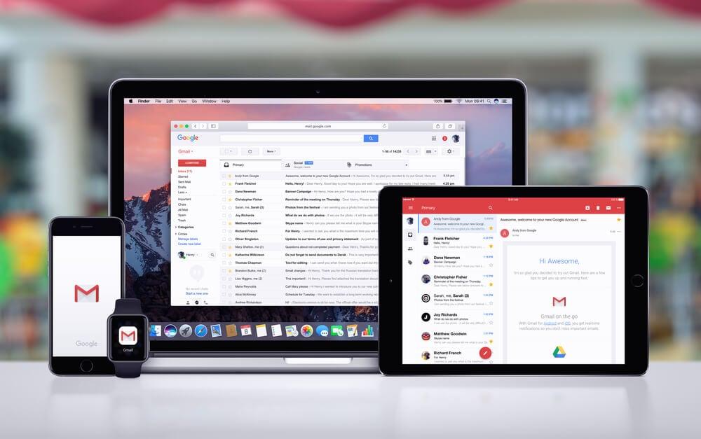 Gmail do Google como exemplo de intraempreendedorismo