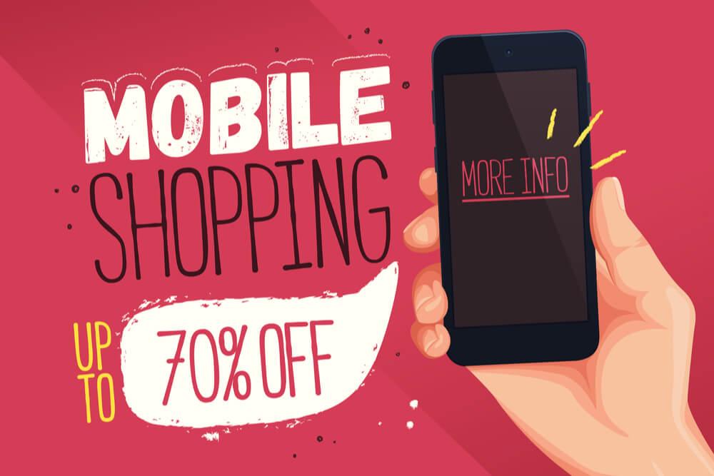 ilustração de promoção de vendas