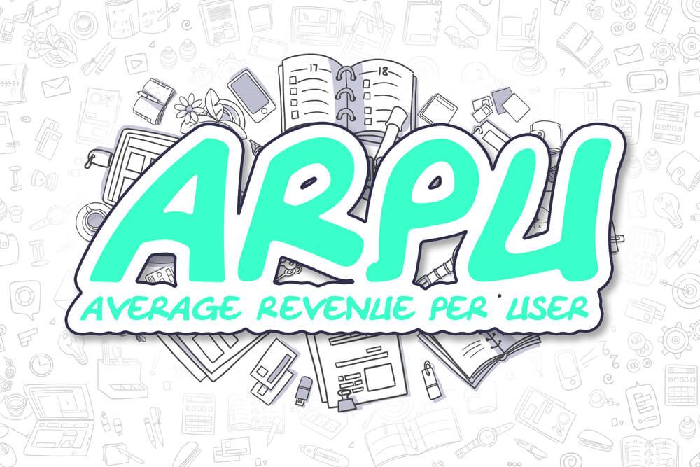 ilustração sobre ARPU