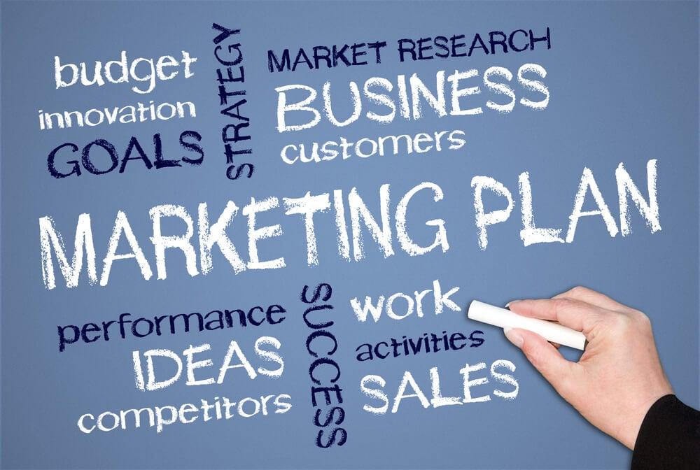 palavras relacionadas a marketing e estratégias