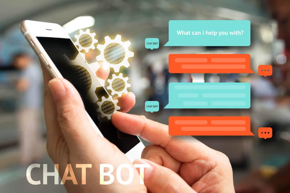 exemplo de chatbot