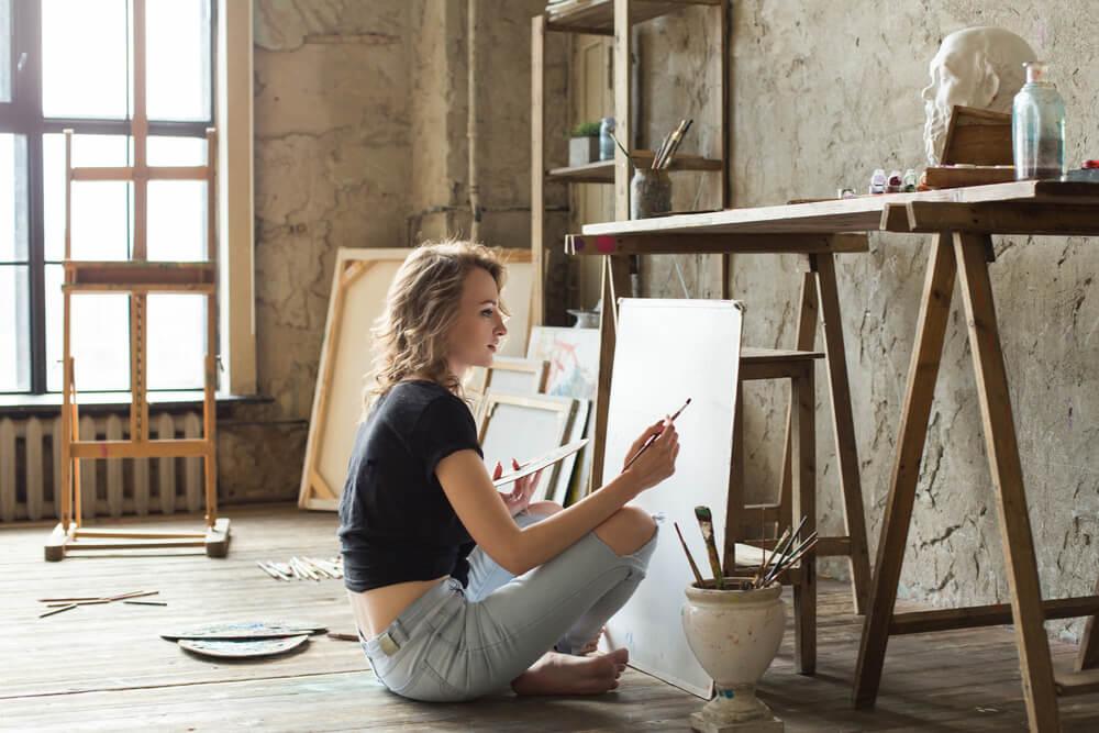 a arte também é considerada um tipo de empreendedorismo