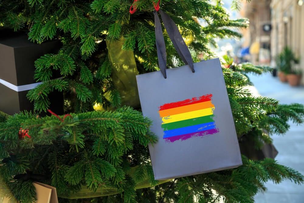 comportamento de compra de público LGBTQ