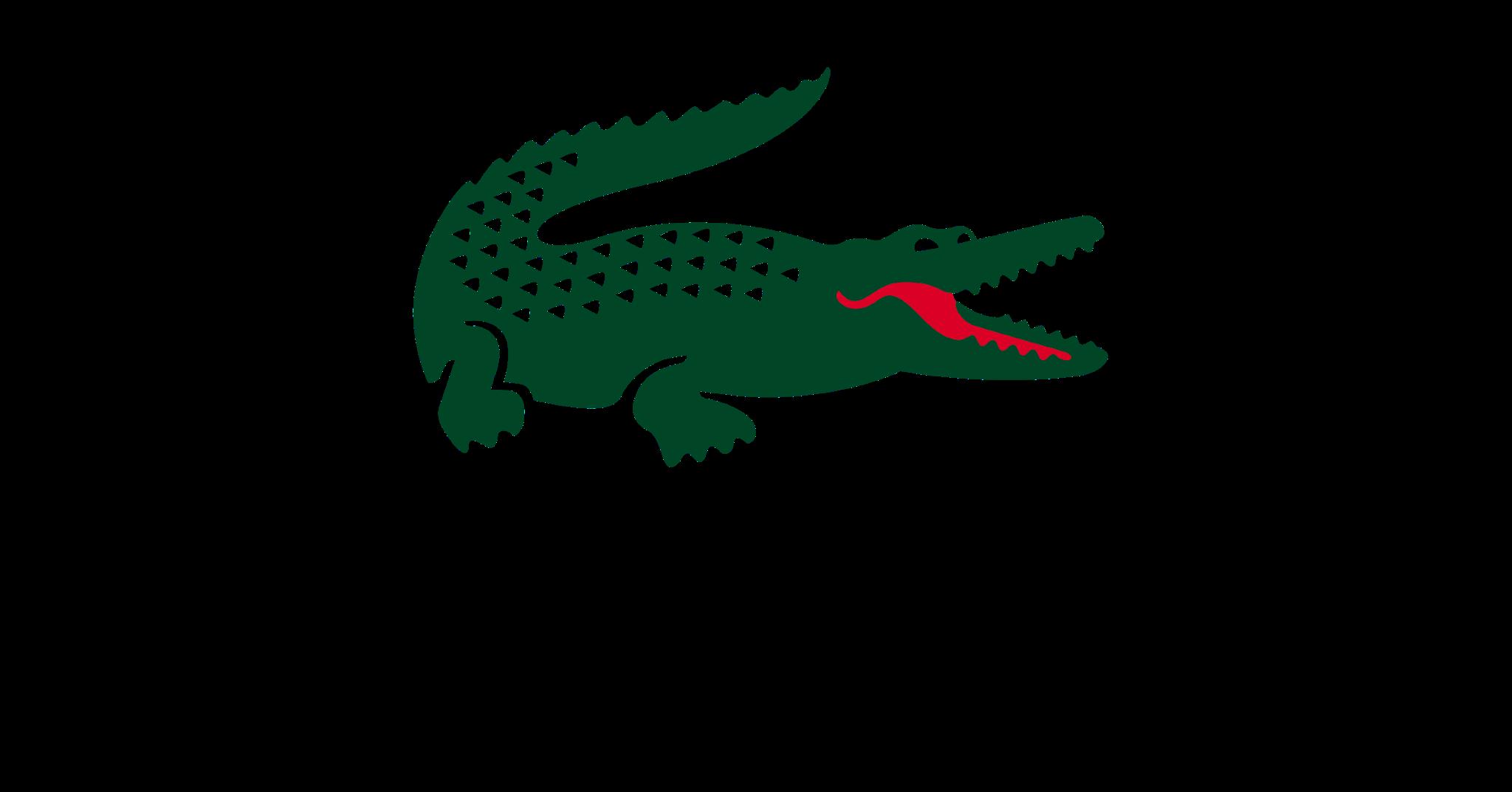 logotipo da empresa de vestuário Lacoste