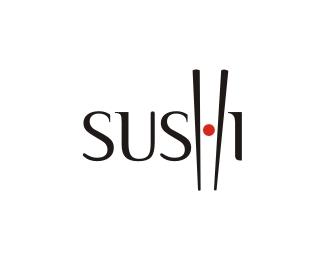 logotipo de empresa de comidas japosnesas