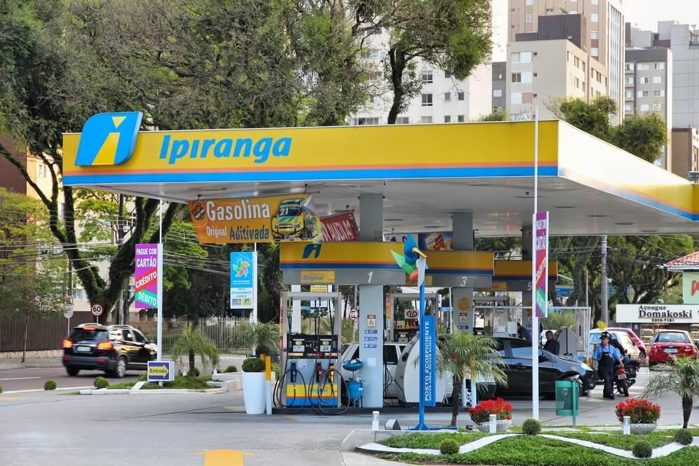 Posto de gasolinas famoso por slogan marcante no brasil