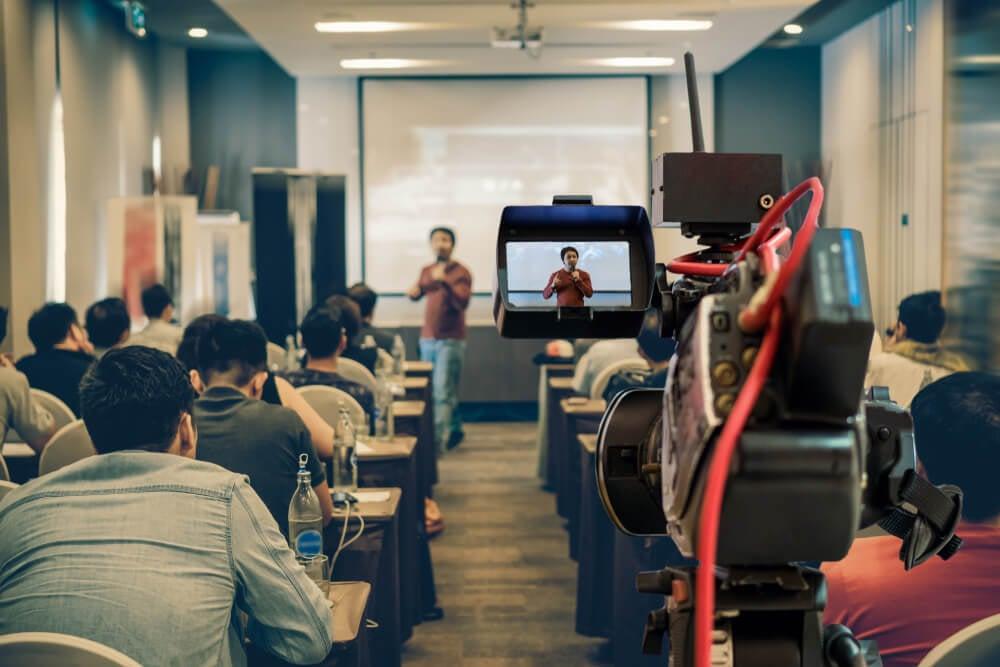produção de vídeo institucional