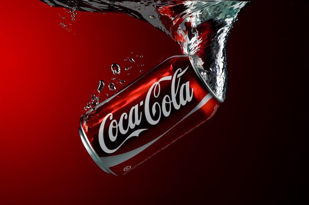 produto coca cola com exemplo de empresa que trabalho com método press release