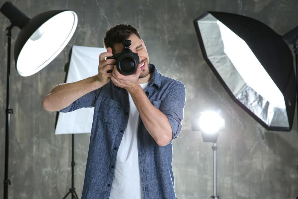 profisiional de fotografia criador de fotos para banco de imagens gratis