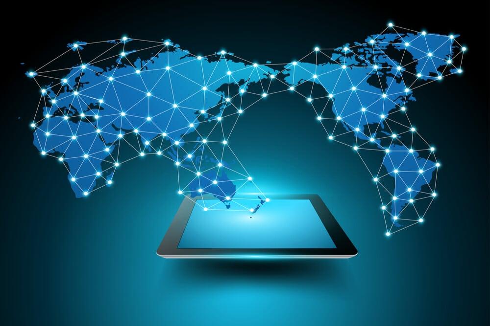 acesso a novos mercados internacionais pela tecnologia