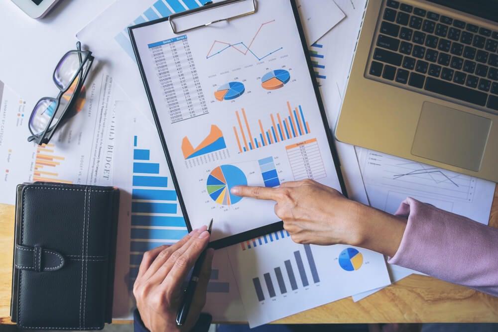 análise de métricas e resultados