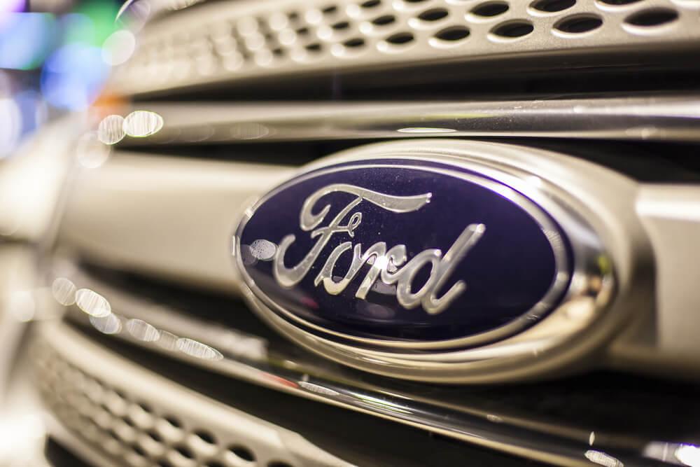 emblema da ford como exemplo de tipo de logo