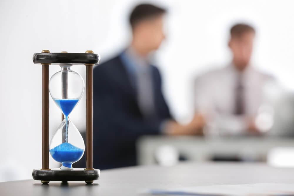 gestão de tempo no processo de vendas externas