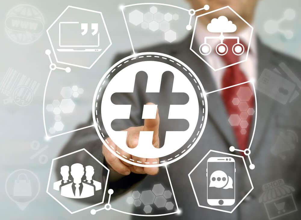 hashtag para instagram de negócios