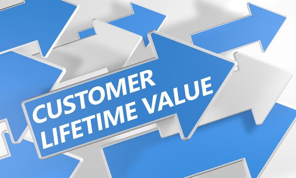 ilustração sobre customer lifetime value