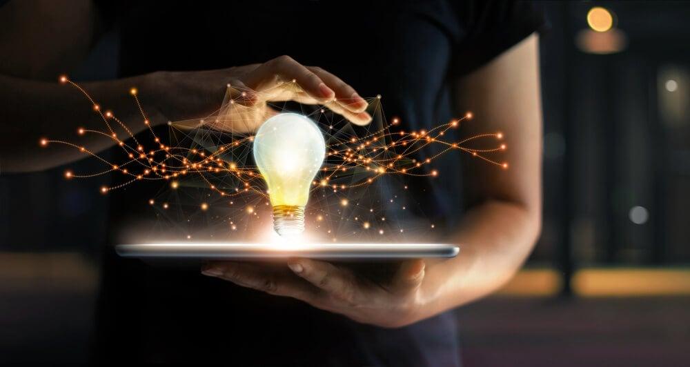 inovação na técnologia