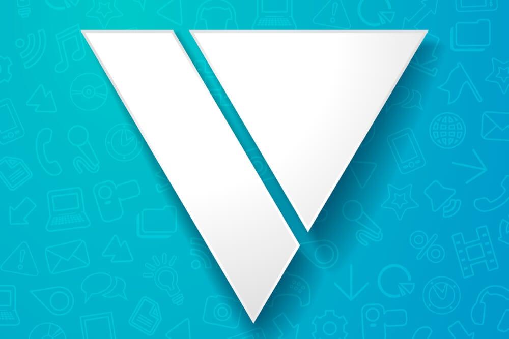 logotipo de aplicativo mobile Vero