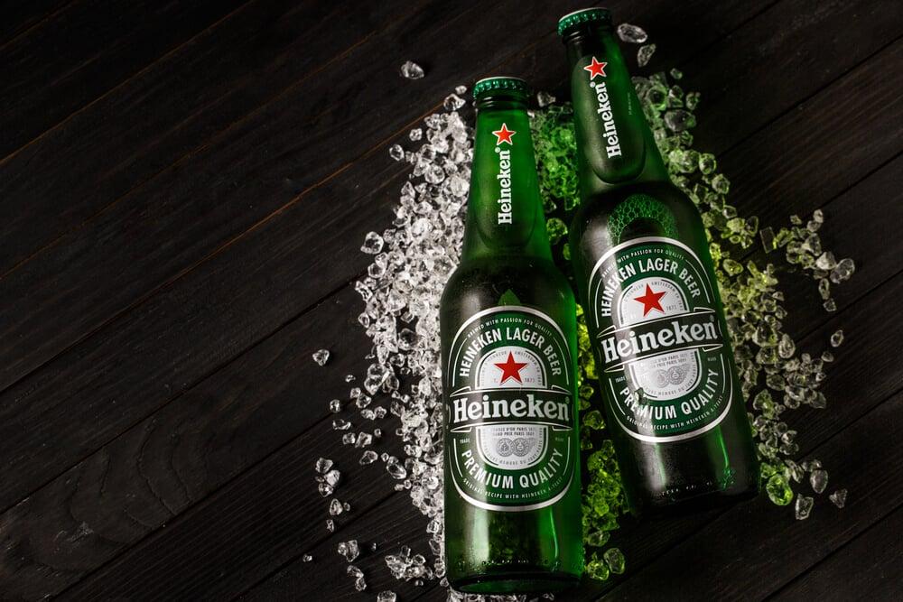 Marca de cerveja Heineken como exemplo de marketing holístico