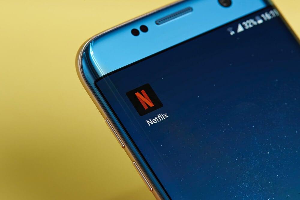Netflix como exemplo de Instagram para empresas