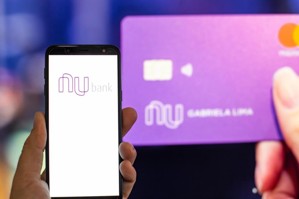 NuBank como exemplo de empresa que usa o Instagram