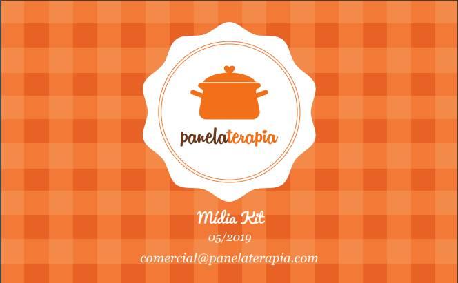 primeira página de midia kit do site panelaterapia