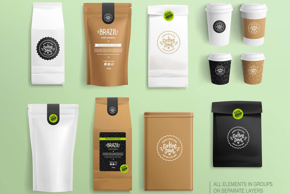 produtos com identificação corporativa