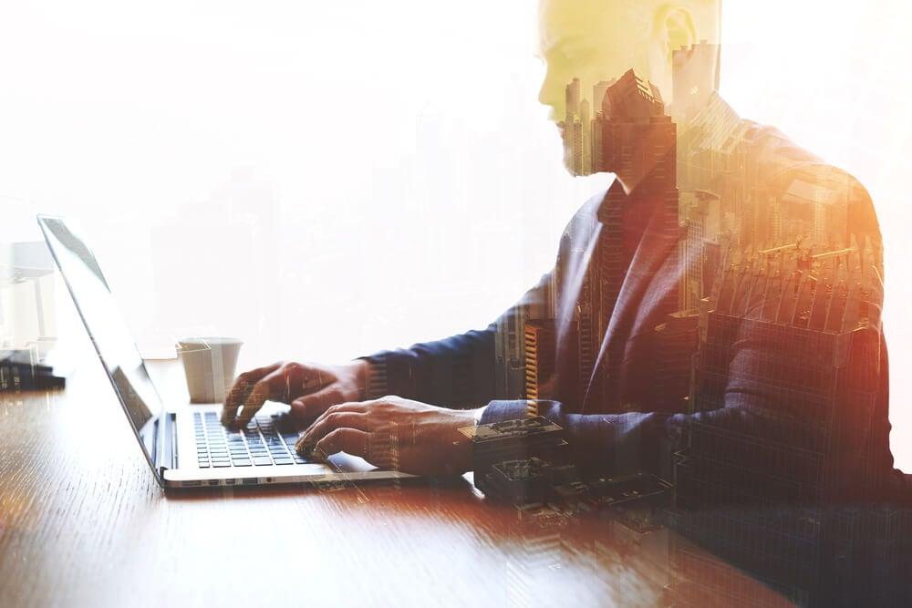 profissional imbiliario em criação de email marketing