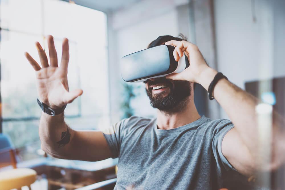 realidade virtual nas tendências de mercado