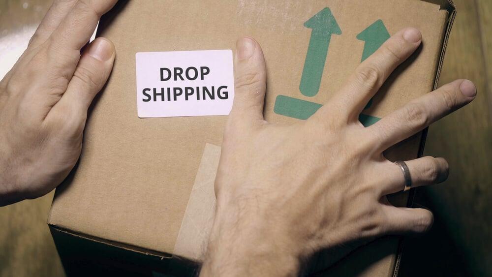 serviço de dropshipping
