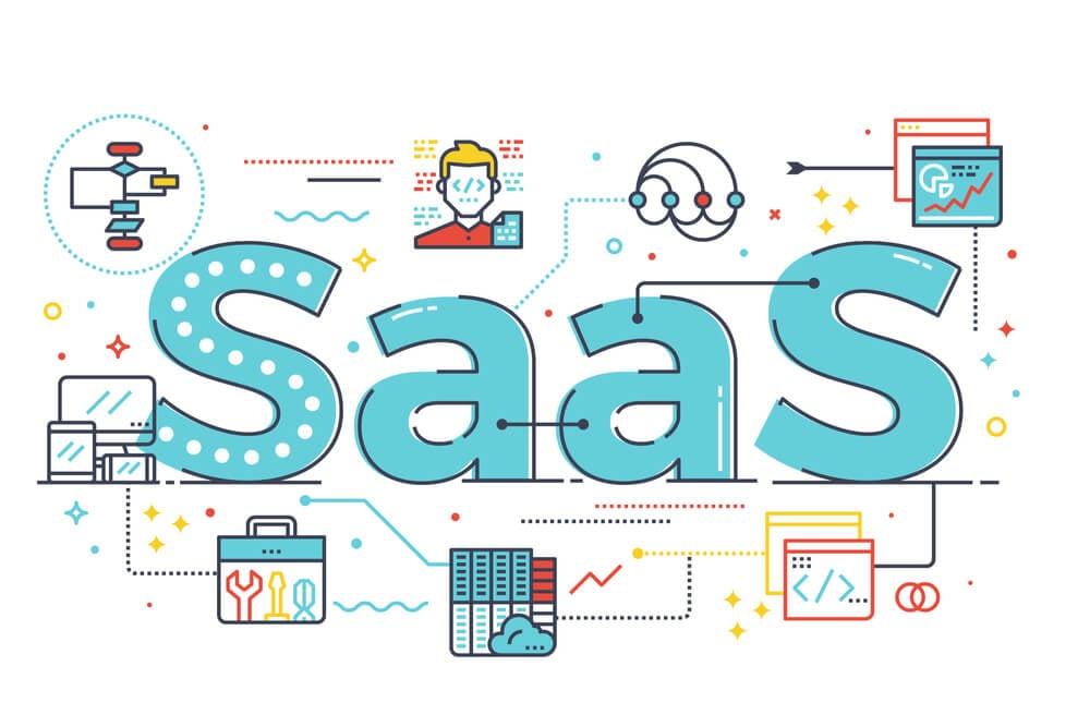 sistema SaaS como exemplo de tendencia de mercado