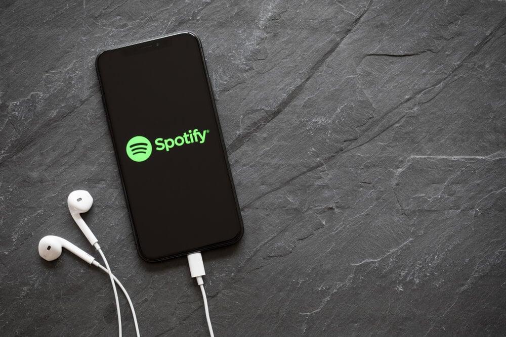 Spotify como exemplo de tendência de mercado de tecnologia disruptiva