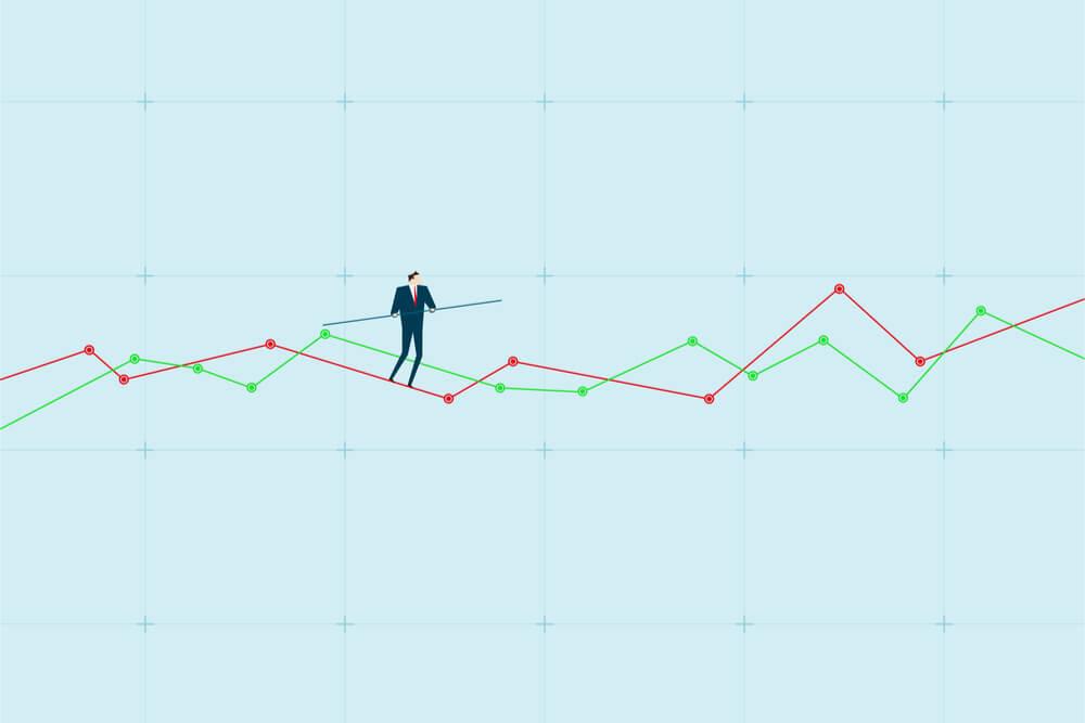 tendências de mercado em alta