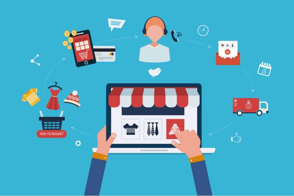 vendas de produtos digitais