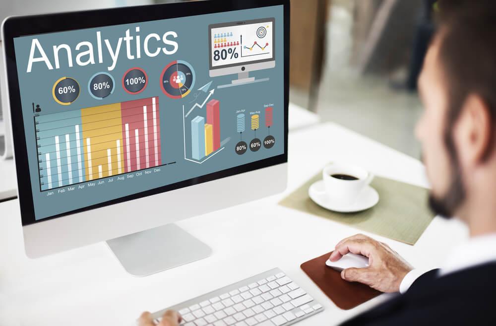 análise de dados sobre tráfico web
