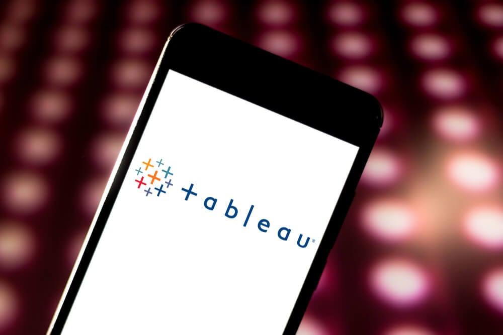 aplicativo mobile tableau para web analytics