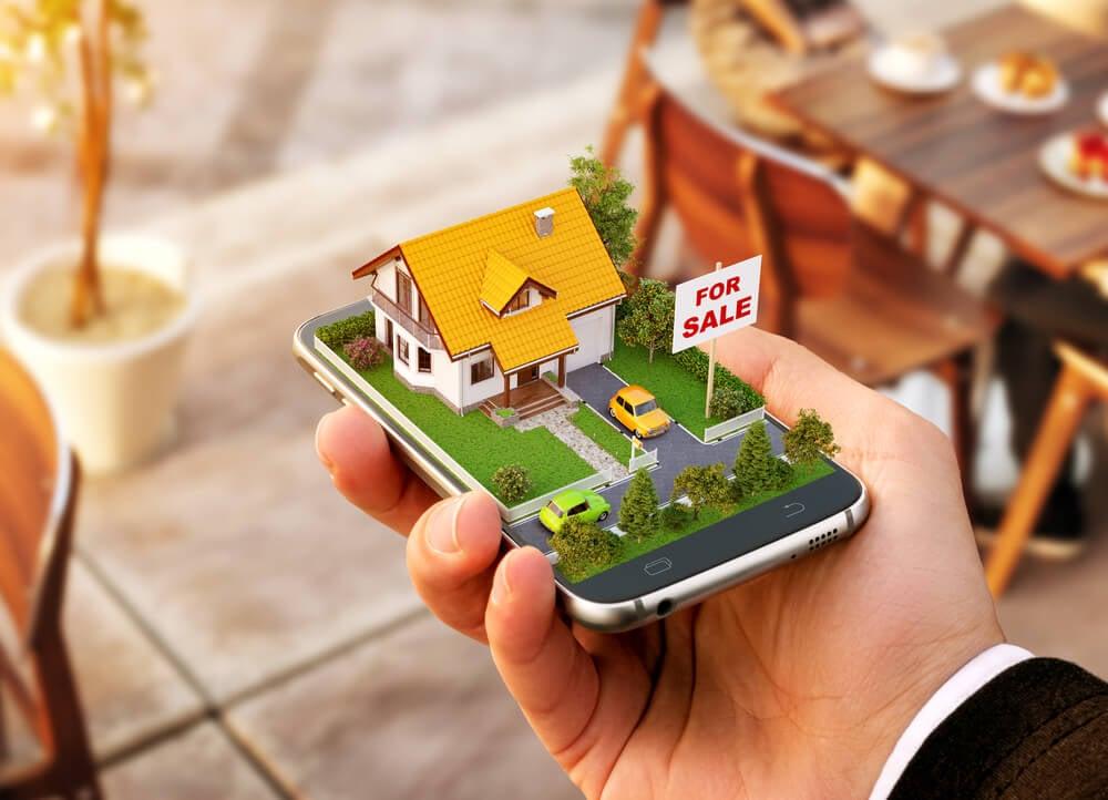 aplicativos de vendas na área imobiliária