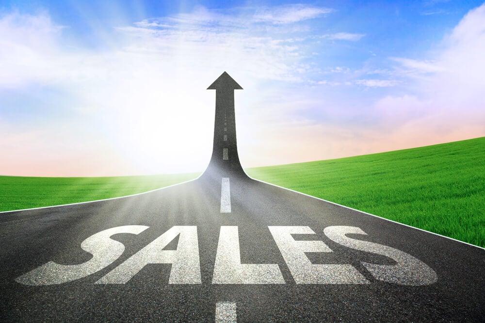 aumento das vendas para aumentar seu negócio