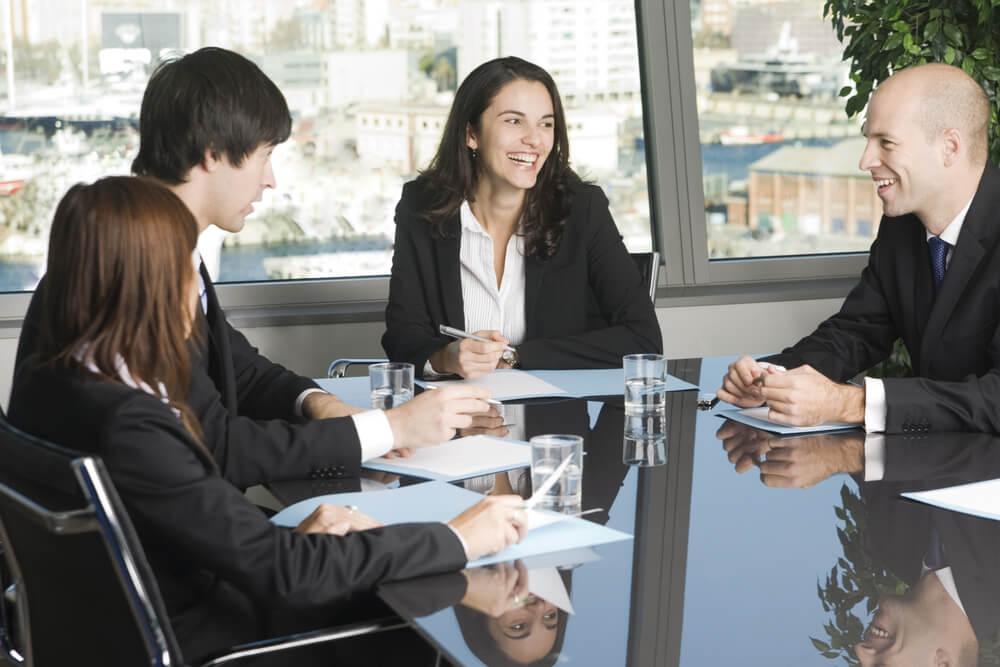 bom relacionamento entre vendadores auxilia no aumento de vendas